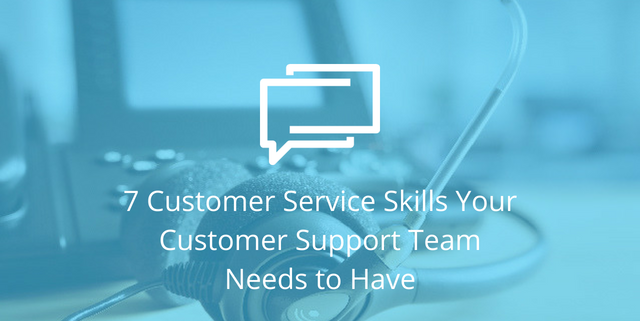 customer service skills customer support success