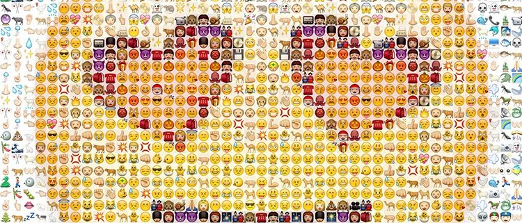 how emojis can you used for marketing - social media