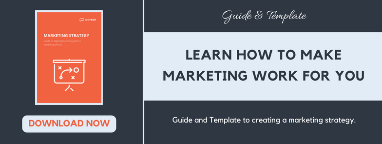 CTA marketing strategy template