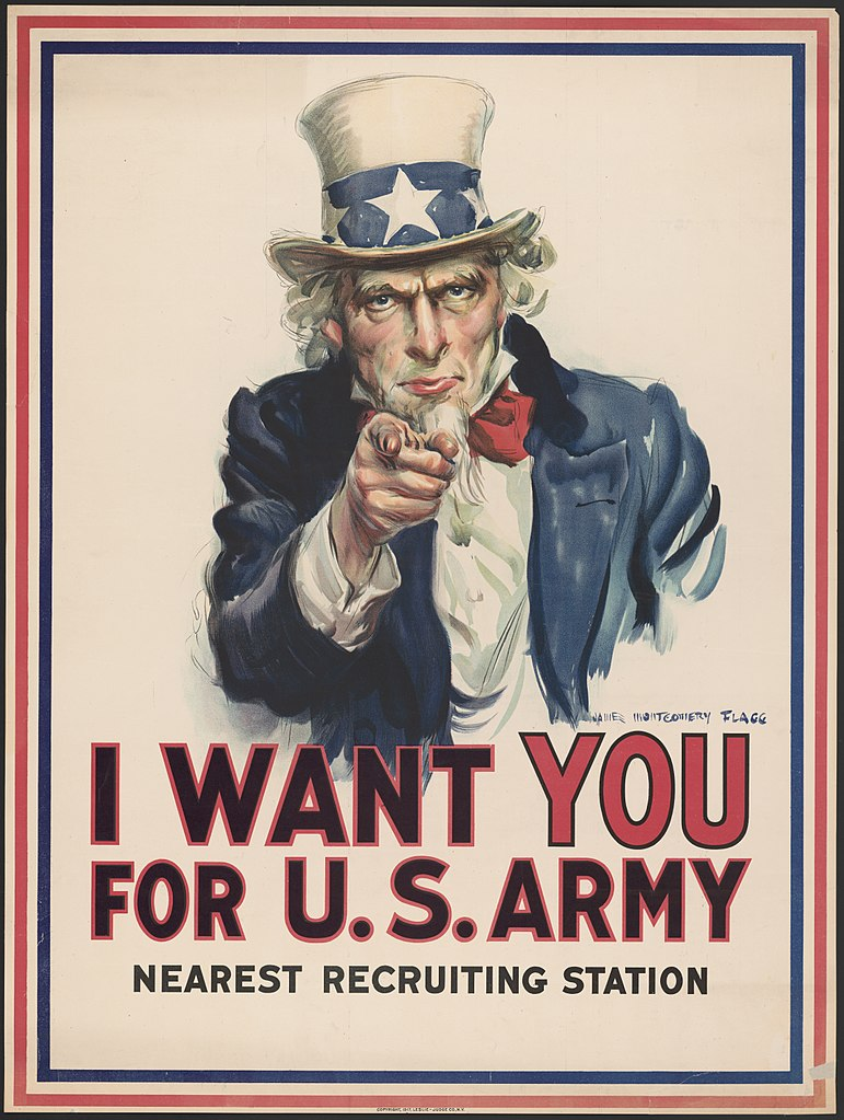 uncle sam marketing psychology