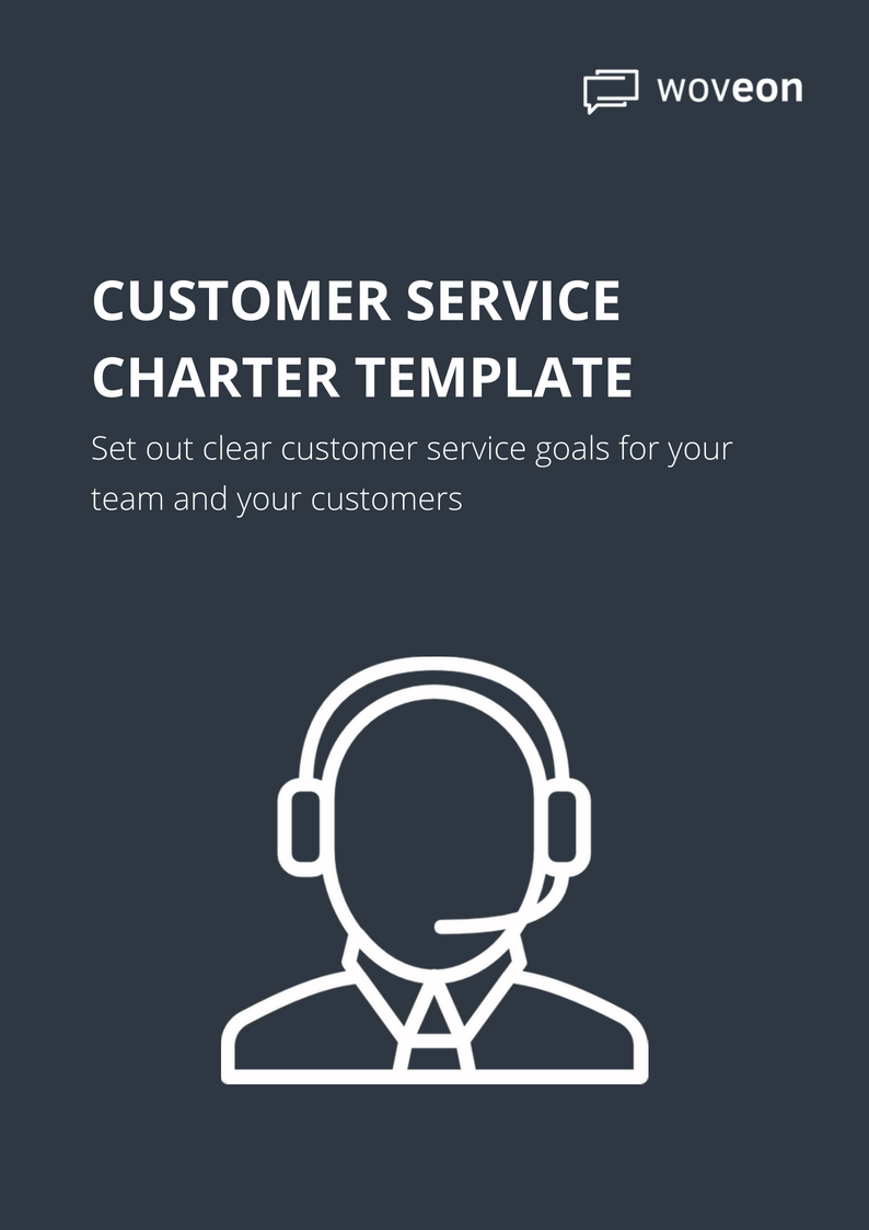 Customer Service Charter Template