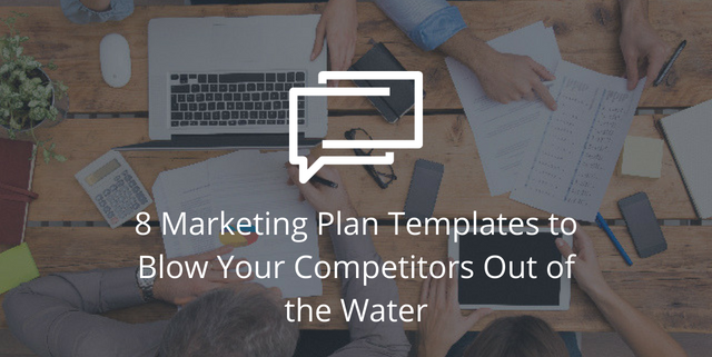 best marketing plan templates