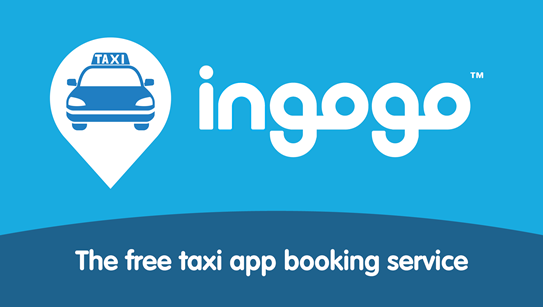 ingogo free taxi app booking service