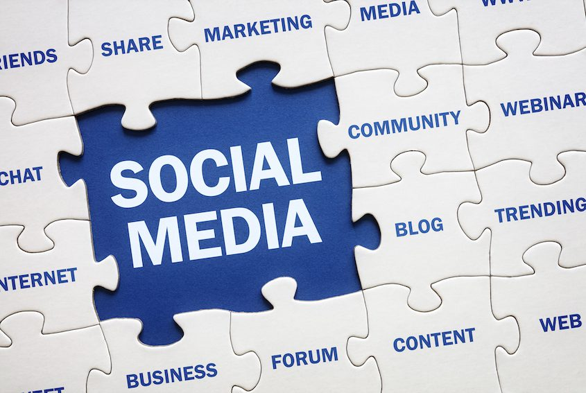 Social media for customer driven strategy