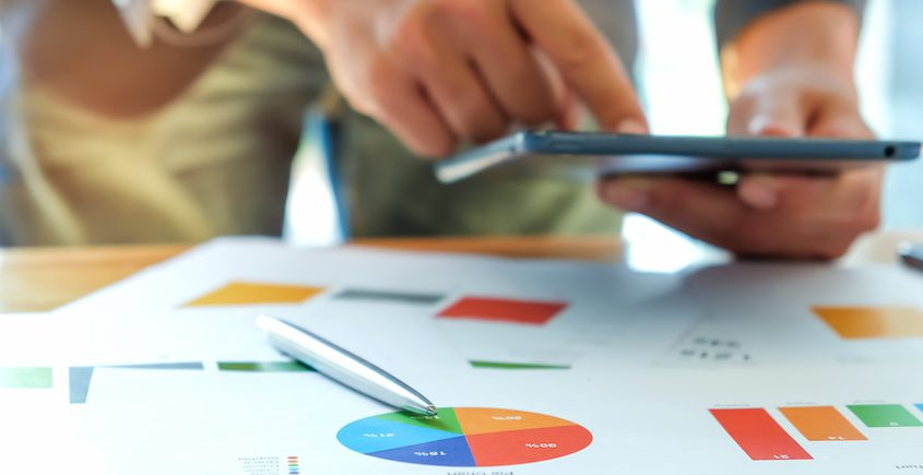 ecommerce analytics and segmentation components
